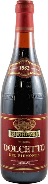 Dolcetto, 1982