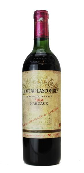 Chateau Lascombes, 1961