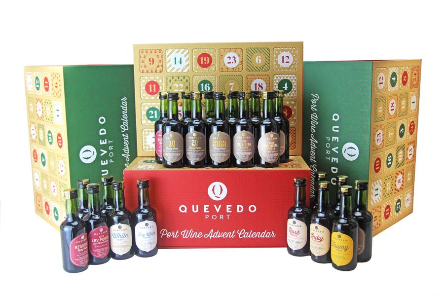 Quevedo Port Wine Advent Calendar, PORT ADVENT CALENDAR