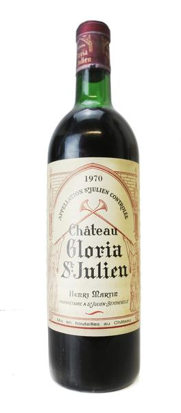 Chateau Gloria, 1970