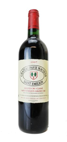 Chateau Pavie Macquin, 1997
