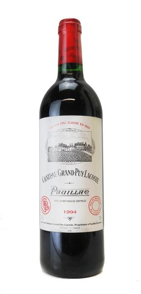 Chateau Grand Puy Lacoste, 1994