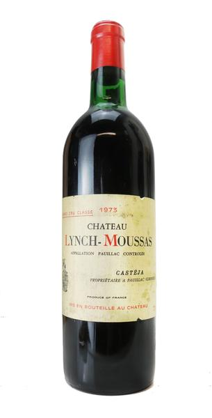 Chateau Lynch Moussas , 1973
