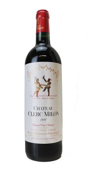 Chateau Clerc Milon Rothschild , 1998