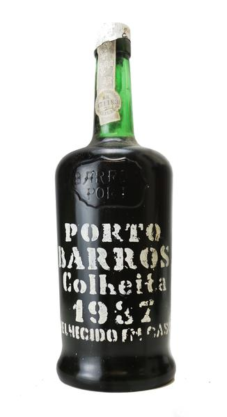 Barros Port, 1937