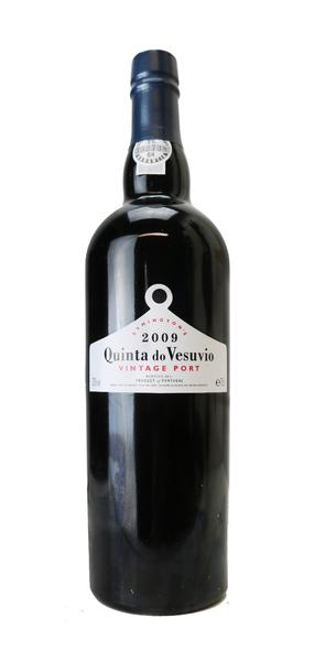 Quinta do Vesuvio Vintage Port, 2009