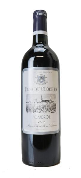Chateau Clos du Clocher , 2004