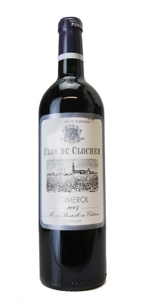 Chateau Clos du Clocher , 2007