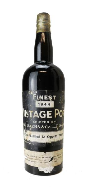 Fonseca Port, 1944