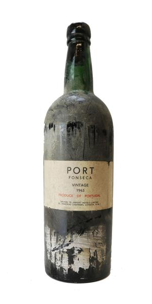 Fonseca Port, 1963