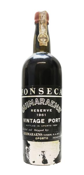 Fonseca Port, 1961