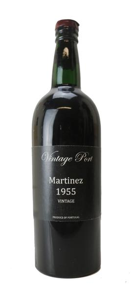 Martinez Vintage Port, 1955