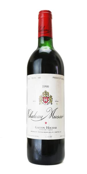 Chateau Musar , 1990
