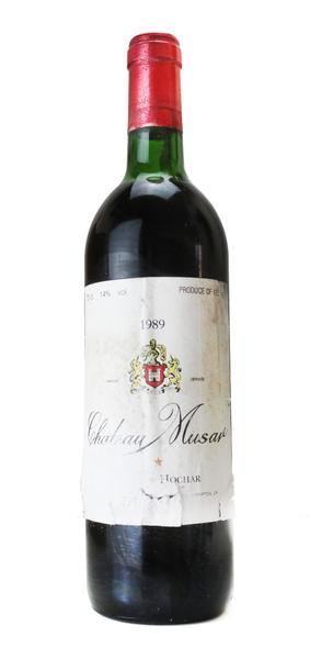 Chateau Musar , 1989