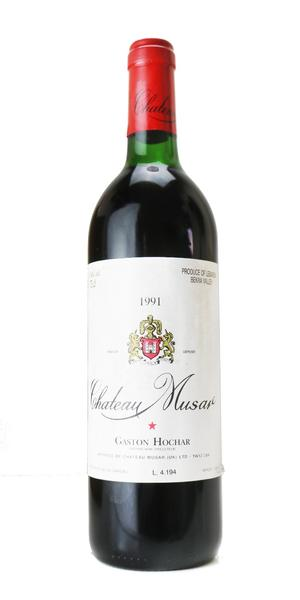 Chateau Musar , 1991