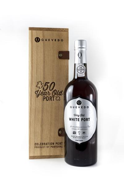 1970 Quevedo Single Harvest White Port, 1970