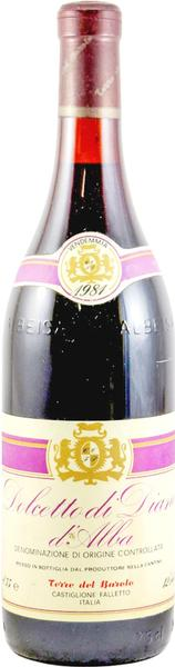 Dolcetto, 1981