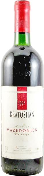 Red Wine (Macedonia), 1992