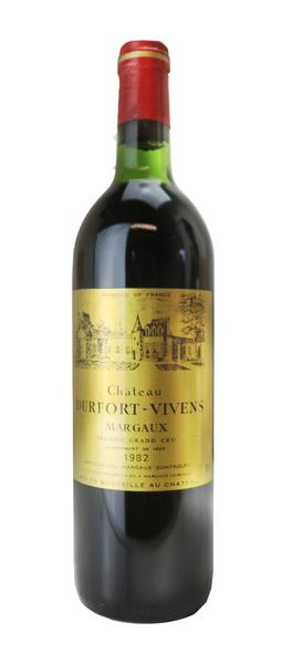 Chateau Durfort Vivens , 1982