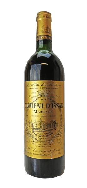 Chateau d'Issan, 1978