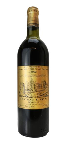 Chateau d'Issan, 1982