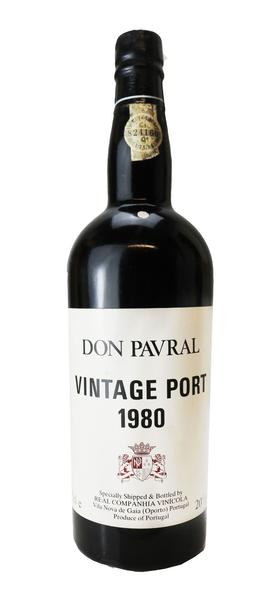 Don Pavral Port , 1980