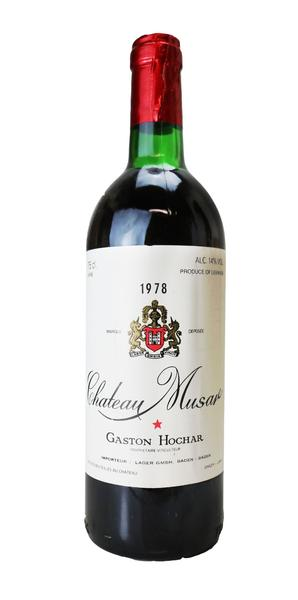 Chateau Musar , 1978