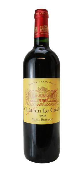 Chateau le Crock, 2005