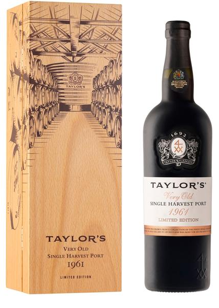 1961 Taylor Single Harvest Port , 1961