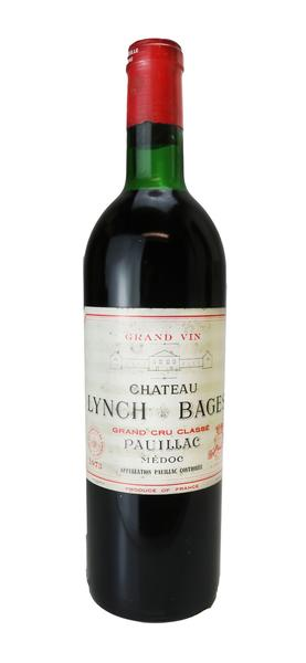 Chateau Lynch-Bages, 1973