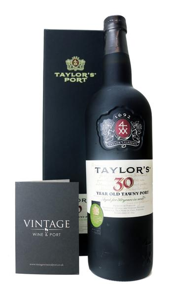 30 Year Old Taylors Tawny port, 1990