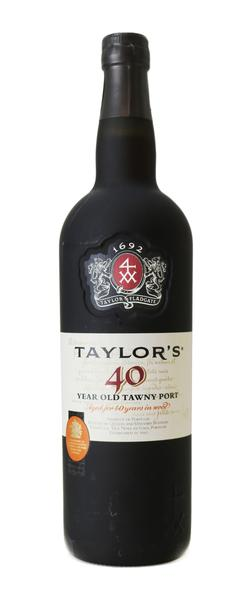 Taylor's 40 Year Old, 1981