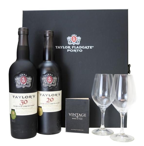 1970 Taylor's 50 Years of Port Wine Gift, 1970
