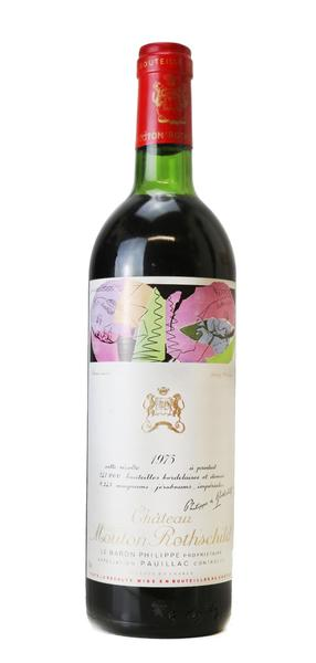 Chateau Mouton Rothschild , 1975