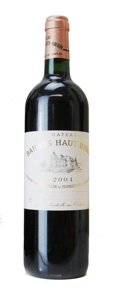 Bahans Haut Brion, 2004
