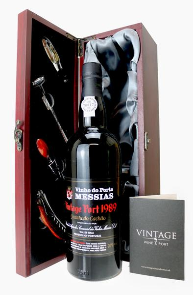 1989 Messias Vintage Port WIne, 1989