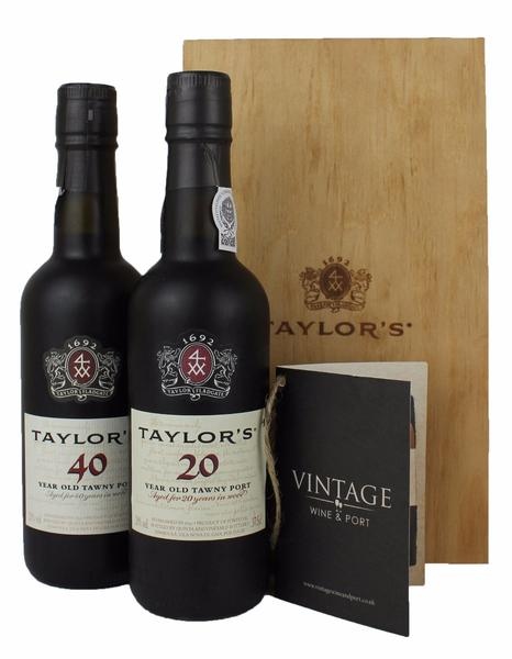 Taylors 60 Years of Tawny Port Gift, 1958