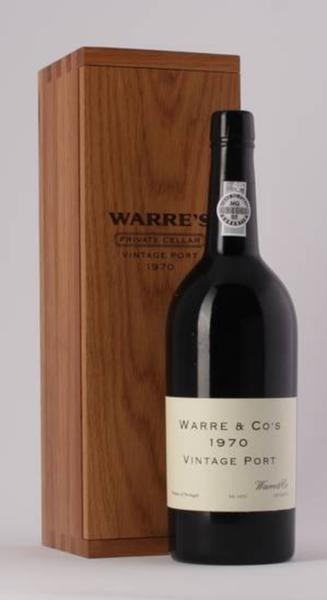 1970 Warre's Private Cellar , 1970