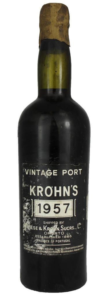 1957 vintage wine foto 379