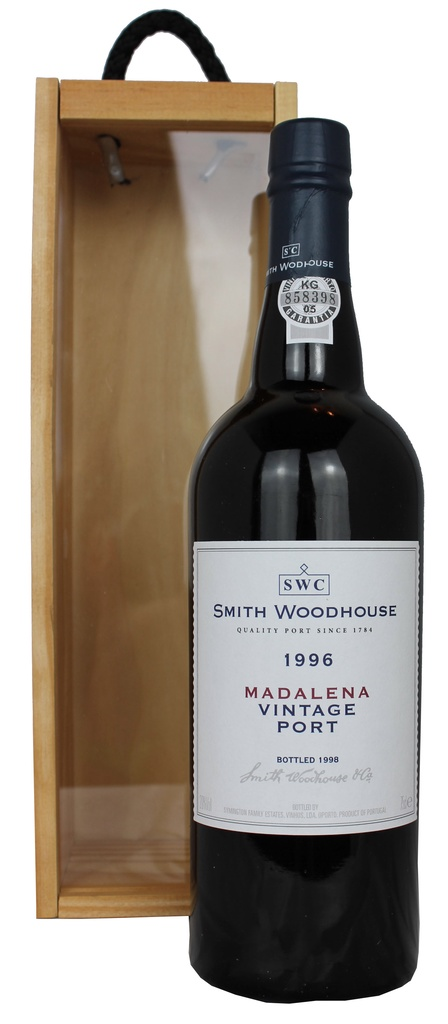 Smith Woodhouse Vintage Port, 1996