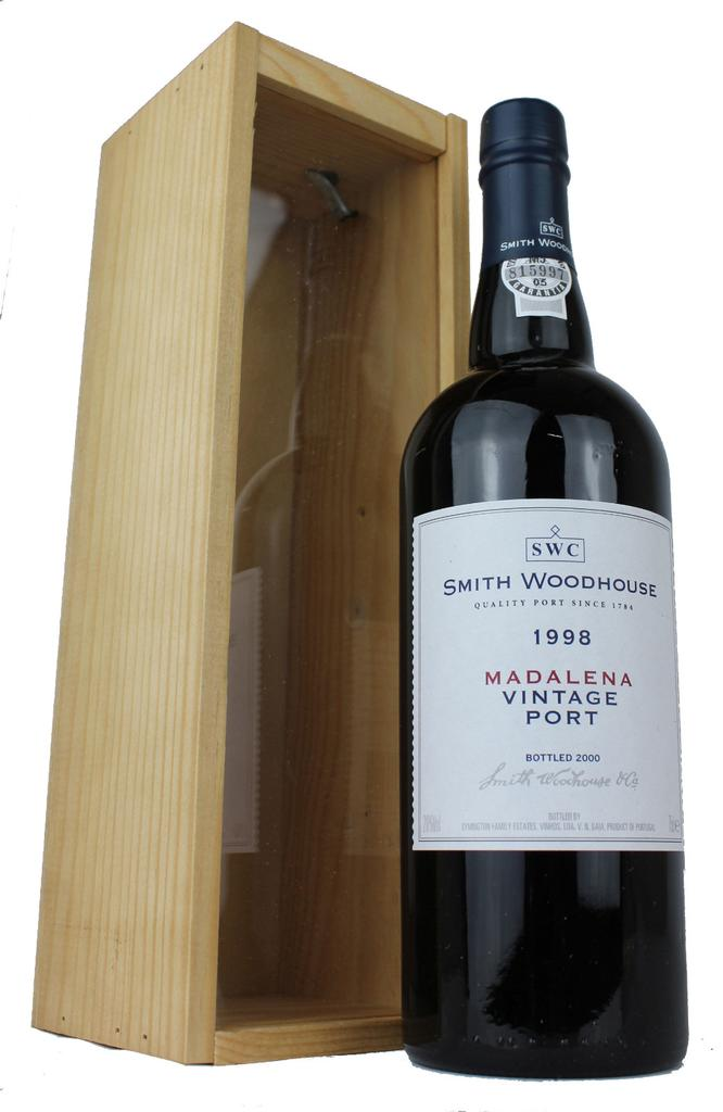 Smith Woodhouse Vintage Port, 1998