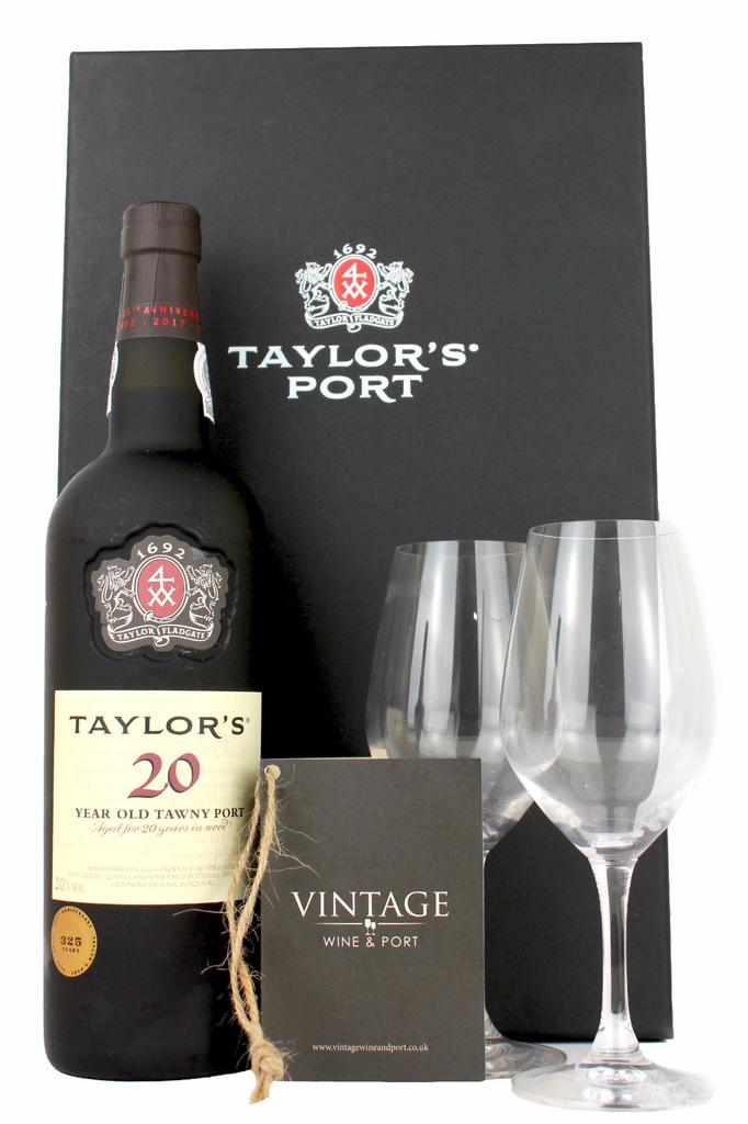 Taylors 20 Year Old Tawny port, 1999