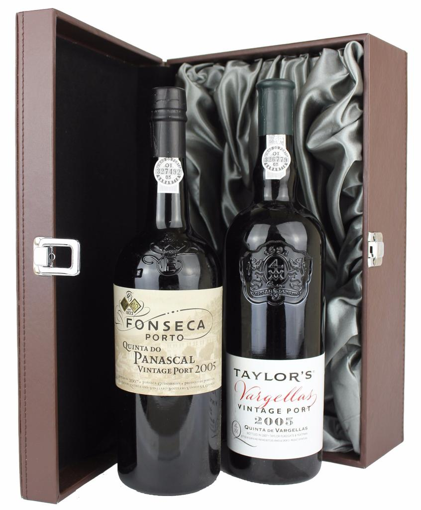 2005 Fladgate Port Duo, 2005