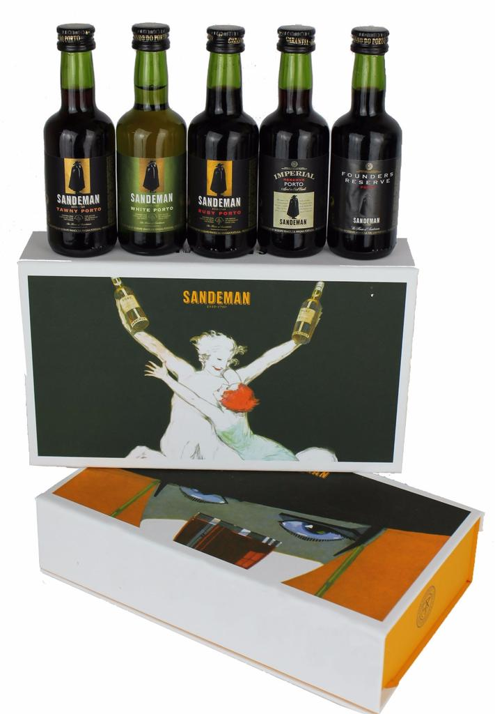 The Sandeman Mini Port Collection, 0