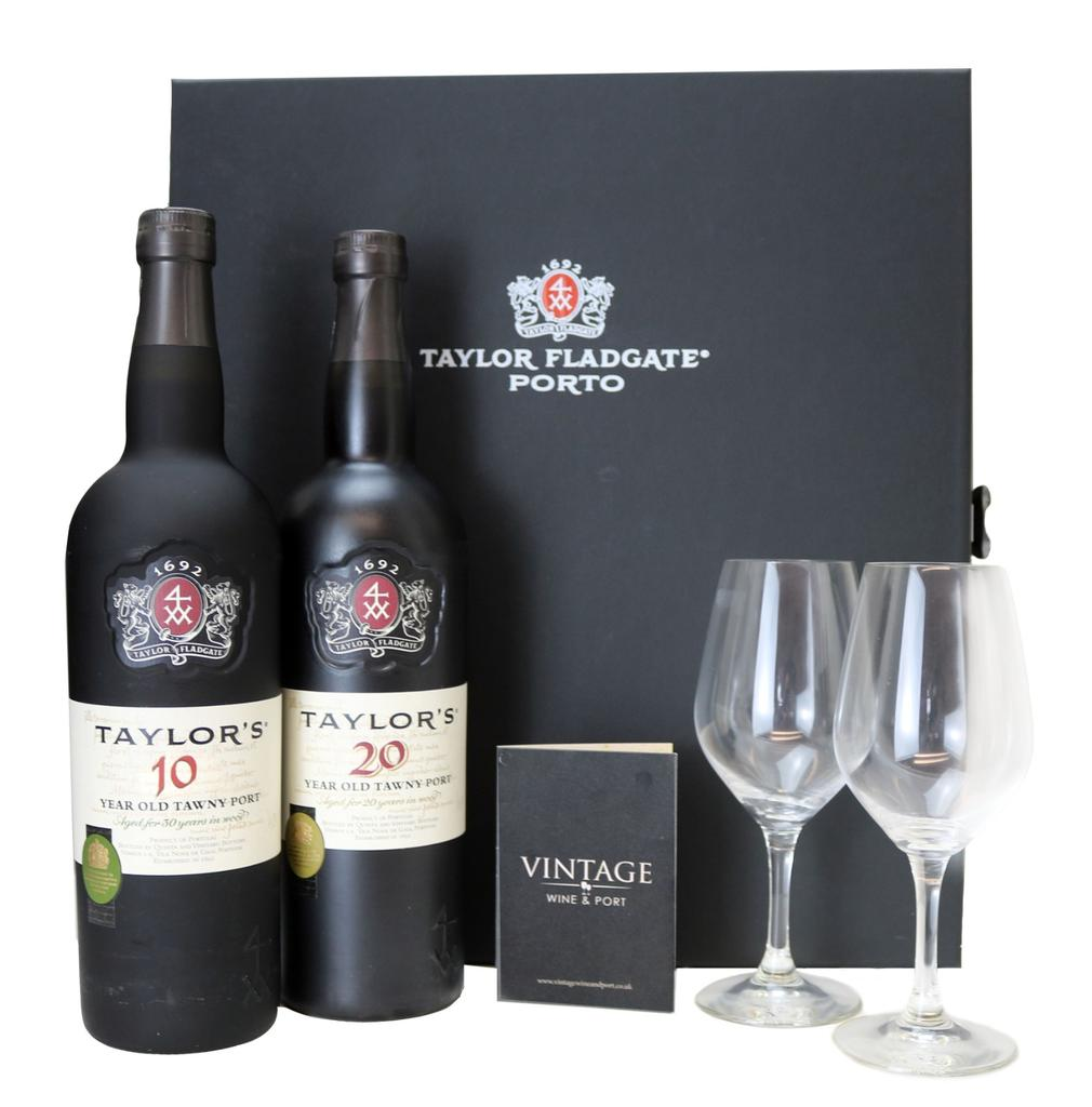 Taylor's 30 Years of Port Gift Set, 1989