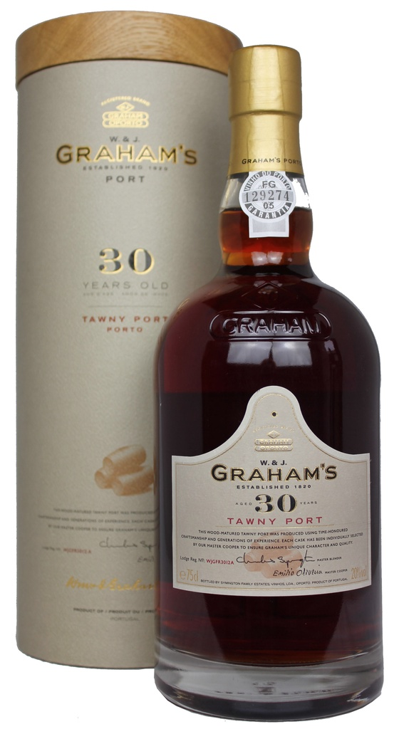 30 Year Old Graham's, 1989