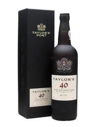 Taylors 40 Year Old Tawny port, 1977