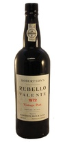 Rebello Valente Vintage Port, 1972