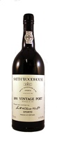 Smith Woodhouse Vintage Port, 1991