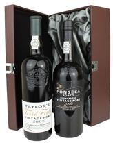 2008 Vintage Port Presentation Box, 2008